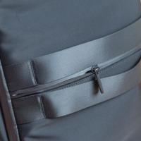 小米双肩包外观设计(拉链 充电器 肩带 提手)