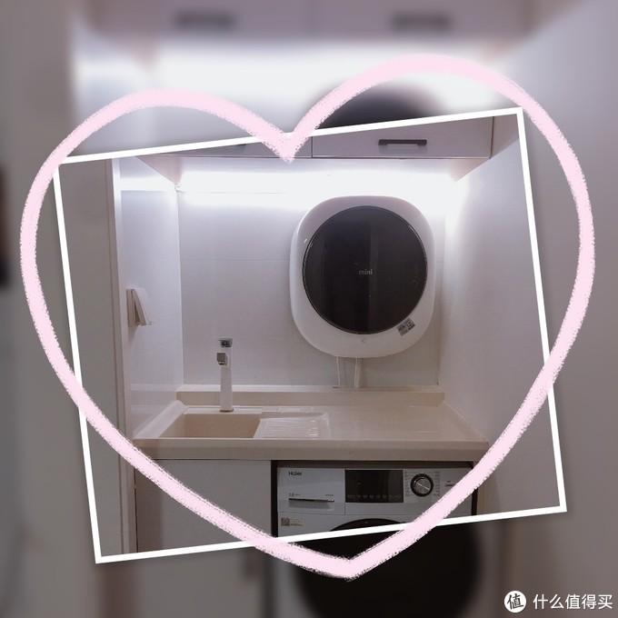 洗衣机挂墙上一时爽,一直用一直爽