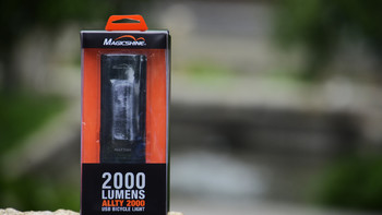 迈极炫ALLTY 2000车灯外观展示(扳手|充电线|固定座|灯身|灯头)