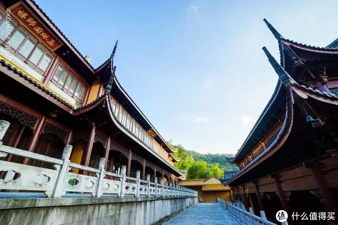 历史上影响深远的几座中国庙宇,颜值高还适合拍照!
