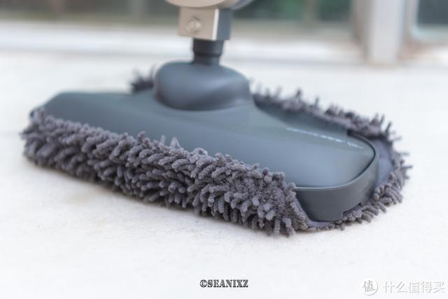 有了蒸汽拖把家庭清洁更彻底:飞乐思蒸汽拖把