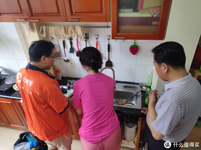父母用了都说好--贝克巴斯E70家用厨房食物垃圾处理器,还你一个清爽无异味的厨房