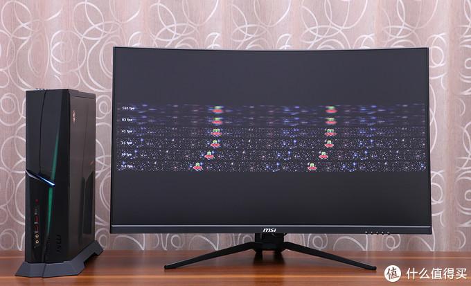 够大才够爽,微星 PAG321CQR 31.5寸 2K 165Hz 电竞显示器上手测