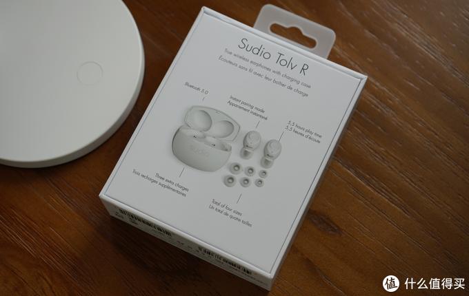 来自北欧的可爱少女风耳机,Sudio TOLV R真无线耳机上手体验