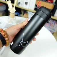 九阳保温杯包装细节(厚度|杯口|材质|内胆)