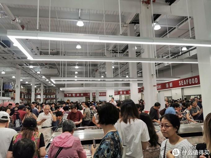 开业第一天就被迫关门的超市——Costco