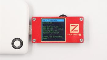 小七泡泡自动感应泡沫洗手机使用测试(A口|兼容性|输出|功率|输入)