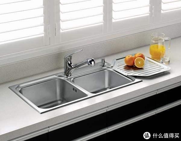 厨房装修的那些事-水槽选购篇