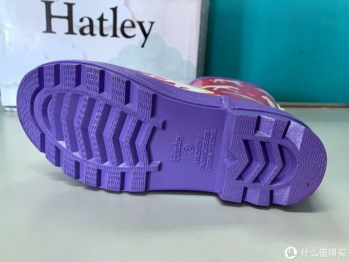 雨天变多彩——Hatley儿童雨鞋简单测评