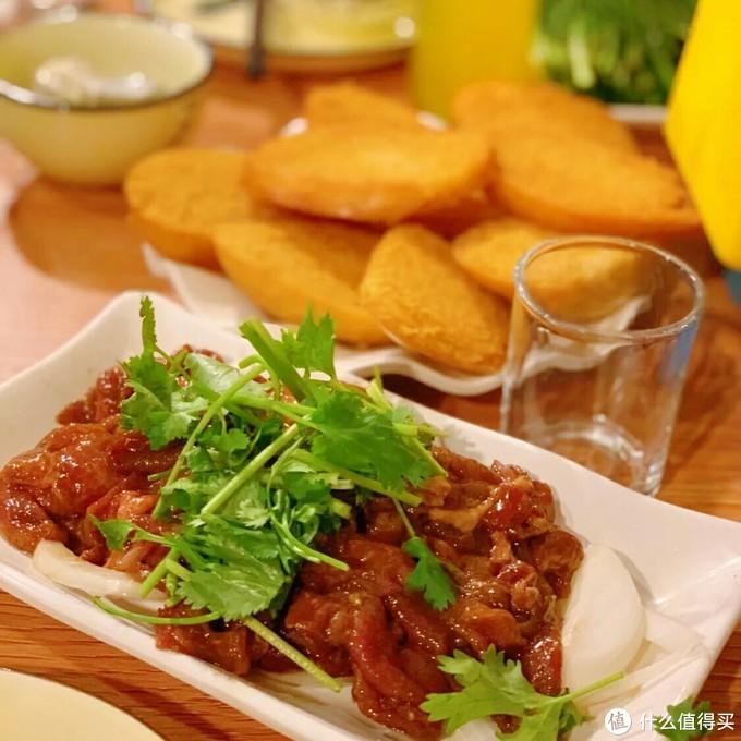 正宗老北京炙子烤肉,就是好吃