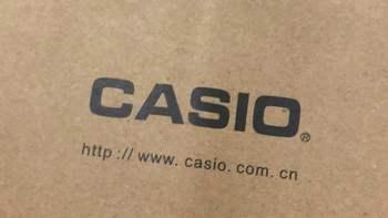 卡西欧g-shock男款电子表使用总结(按键|盒子|抬手灯)