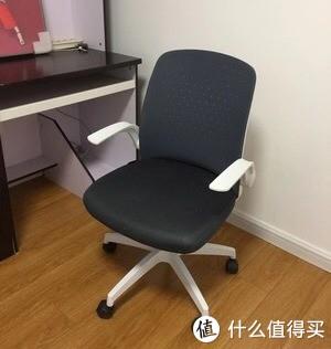 我的房间装修历程小记 篇二:蜂巢椅背电脑椅,搭配小神器