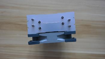 利民TL-AS120刺灵CPU散热器包装细节(风扇 热管 扣条 鳍片)