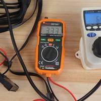 海韵游戏酷核CORE GC-550电源使用测试(功耗|电压)