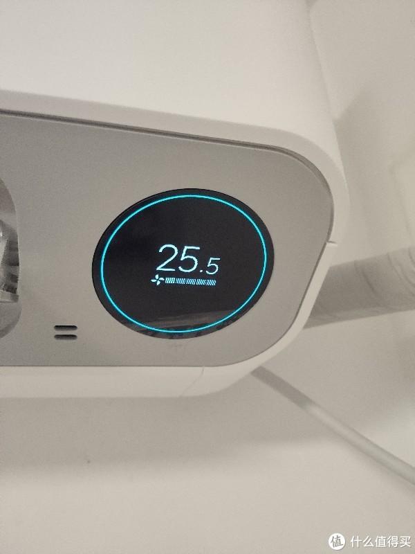 智米全直流变频空调02ZM使用体验