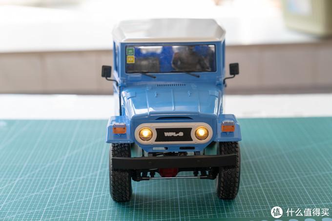 顽皮龙C34 丰田FJ40——大进步的一款仿真车型