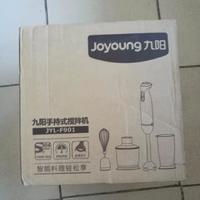 九阳JYL-F901料理棒外观展示(刀头|档位|卡槽|铭牌)