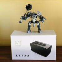360AI音箱Max开箱展示(电源|指示灯|音腔|开孔|接口)