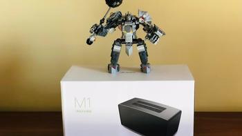 360AI音箱Max开箱展示(电源 指示灯 音腔 开孔 接口)