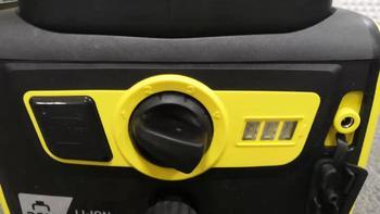 卡赫K 2 Follow Me无线洗车机使用体验(清洁|手柄)