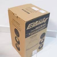 贝克巴斯E70厨余粉碎机开箱细节(配件 开关)