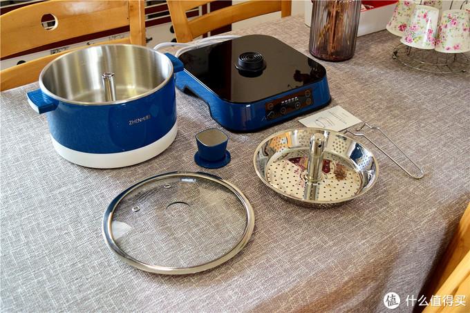 吃火锅也要有仪式感,智能电火锅解锁全新吃法!
