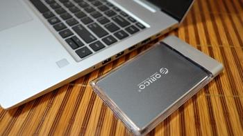 ORICO迅龙系列固态硬盘使用体验(写入速度|安装)