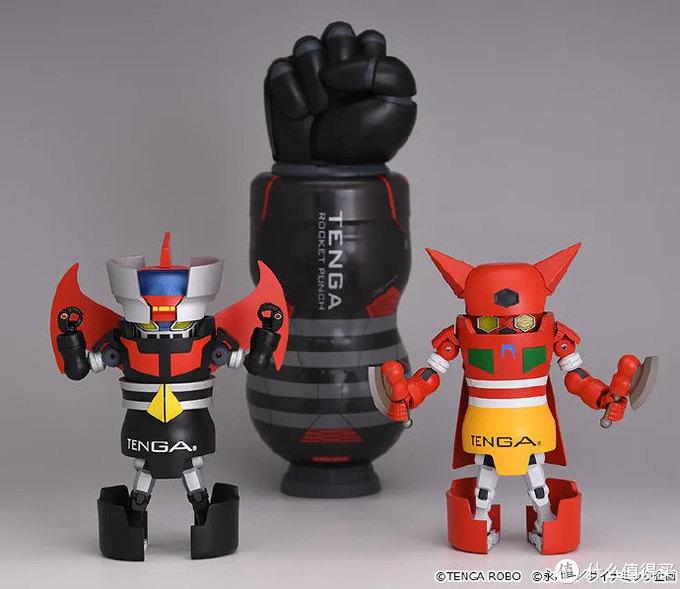 别以为我不知道是什么!TENGA机器人推出魔神Z与盖塔款