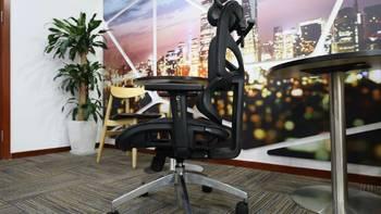 爱特屋电脑椅使用总结(靠背|坐垫|扶手|腰托|颈托)