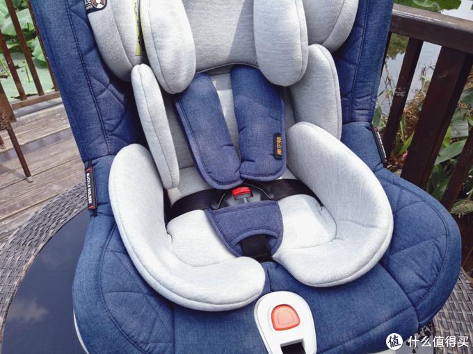 汽车空间小的福音:Welldon惠尔顿儿童安全座椅开箱