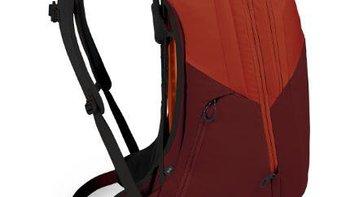 Osprey Radial 户外背包使用总结(背负|框架|头盔夹|水壶口)