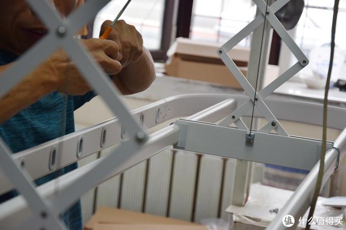 米家智能家居又添一员,小户型同样适合的Aqara智能电动晾衣架