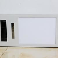 华帝智能遥控风暖浴霸外观展示(主机|面板|出风口)