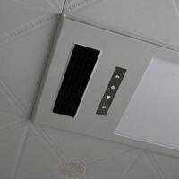 华帝智能遥控风暖浴霸使用功能(照明|净化|取暖|吹风|遥控)