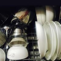 华帝V6干态洗碗机使用总结(洗涤 设置 程序)