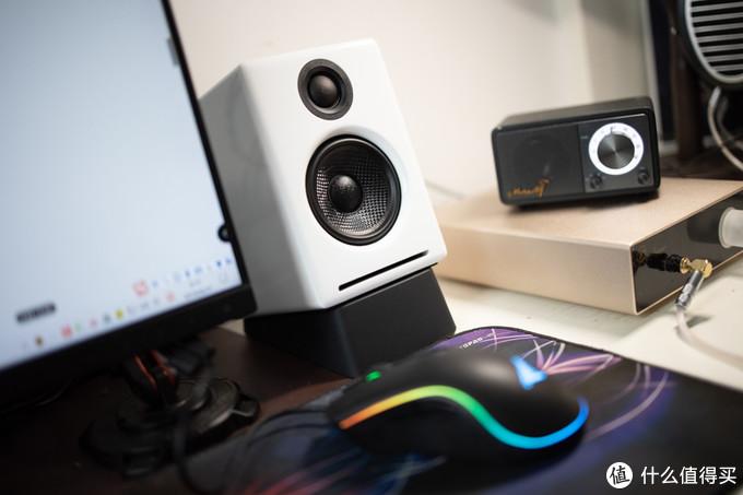 小空间里的好声音,体验声擎A2+Wireless桌面式蓝牙音箱
