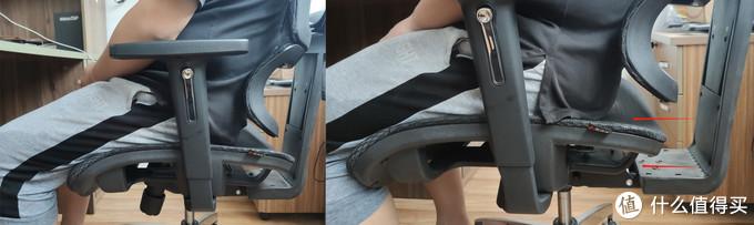 AIR透气理念,呵护颈椎腰椎——爱特屋人工体学升降电竞椅