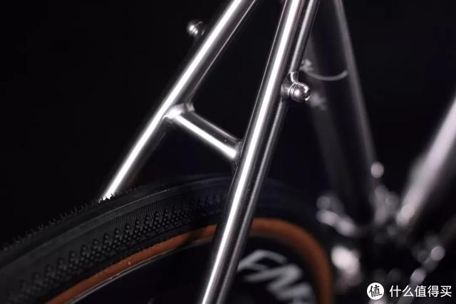 砾石公路车初体验:云豹M3不锈钢Gravel Bike