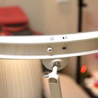 明基MindDuo儿童护眼灯细节展示(灯头|灯罩|旋钮|指示灯|底座)