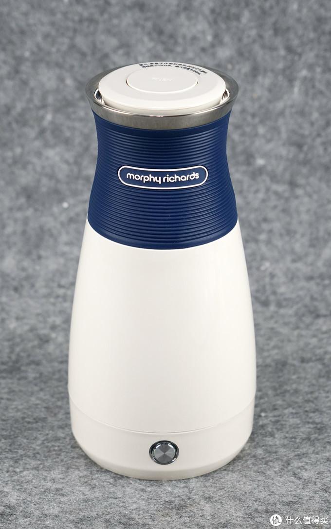 这是一款颜值超高的水壶!小巧精致,安心常伴:摩飞 随身电水壶评测