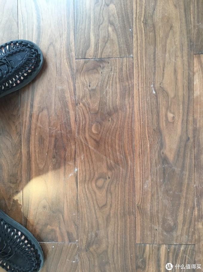 楼主家的地板