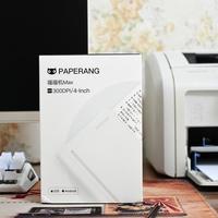 喵喵机MAX打印机外观展示(数据线|接口|按钮|出纸口|指示灯)