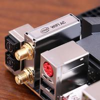 网件 RAX 路由器开箱体验(网线|适配器|上盖|指示灯|按键)