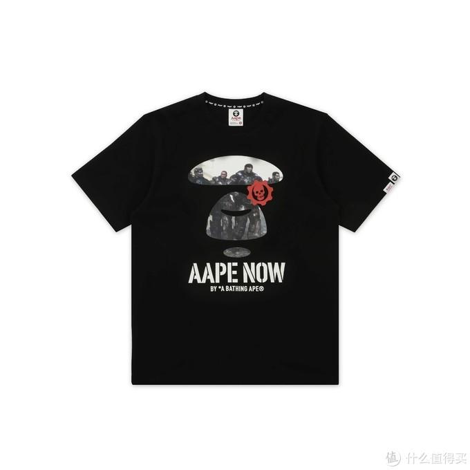 重返游戏:AAPE 联动XBOX推出《战争机器5》系列服饰!