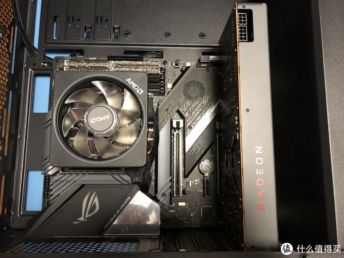 小白初次DIY装机经历_装机篇(AMD X570芯片组入坑记)