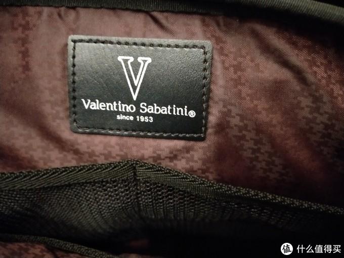 日本丰岗Valentino Sabatini商务通勤包开箱