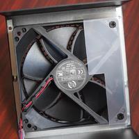 海韵CORE GX650 80PLUS金牌电源使用拆解(散热片|电容|线材)