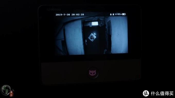功能强大的有些吓人,这还是猫眼吗?完全是监控+报警器+可视电话!斑点猫智能电子猫眼X1体验