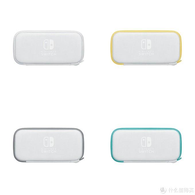 重返游戏:任天堂Switch Lite公开官方周边 含翻盖保护壳及便携包