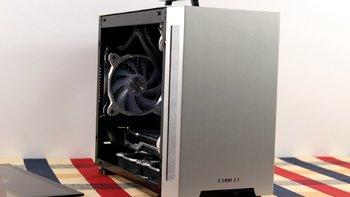 联力 TU150小犀牛ITX钢炮装机机身介绍(箱体 手柄 面板 厚度)